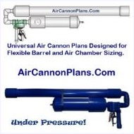 FREE Air Cannon Plans: