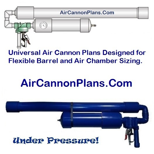 UV Universal Air Cannon Plans